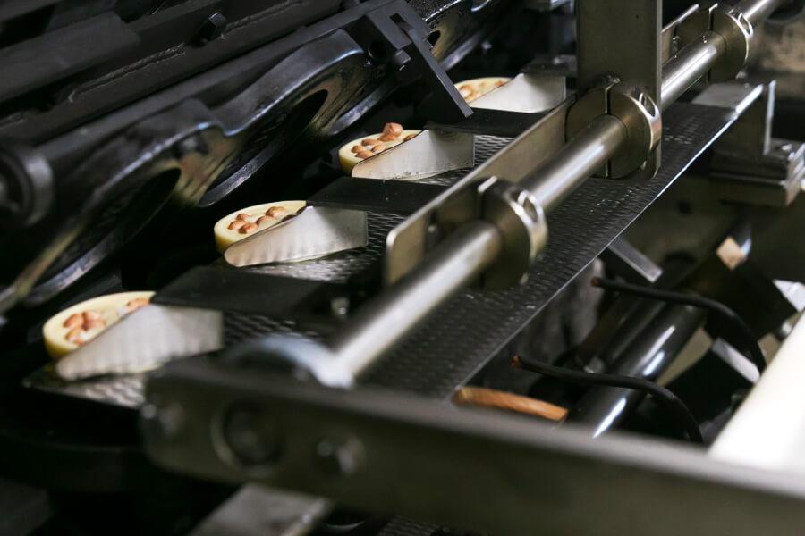 煎餅焼成機(3台)※自社開発