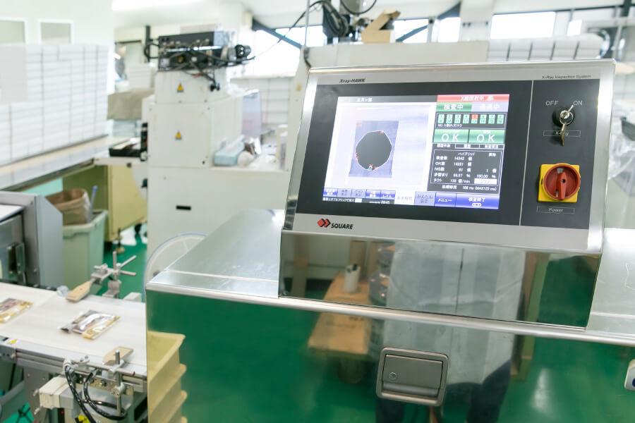 X線検査装置(1台)