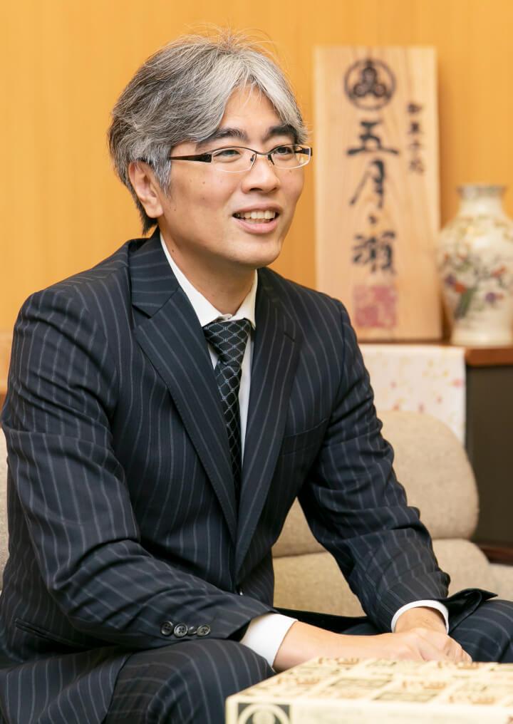 代表取締役社長 瀨川 裕司