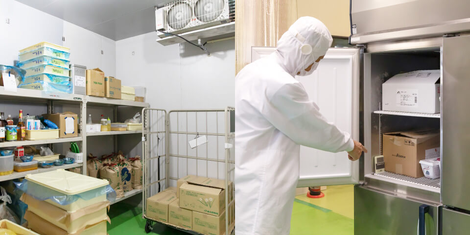 工場内の温度を一括管理、履歴も残して万一に備える。